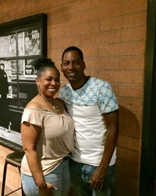 Tony Rock at Tempe Improv