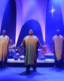 "The Black Theater Troupe presents, ""Black Nativity"""