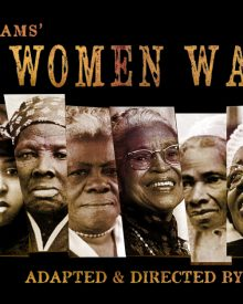 Black Women Walking Oct. 6