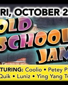 "Arizona State Fair ""Old School Jam"" Oct. 26"