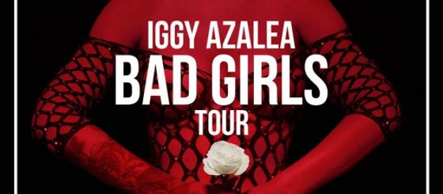 Iggy Azalea: Bad Girls Tour  Dec. 1