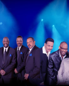 THE TEMPTATIONS & THE FOUR TOPS  Jan. 12